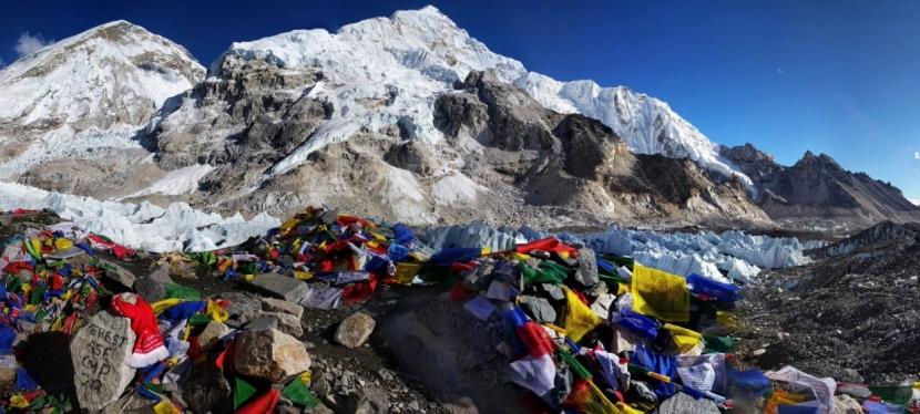 Day 8 – Lobuche to Everest Base Camp (EBC) and on to GorakShep