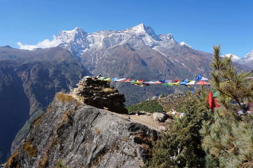 Day 3 – A day in Namche Bazaar, Yaks, Naks andEverest