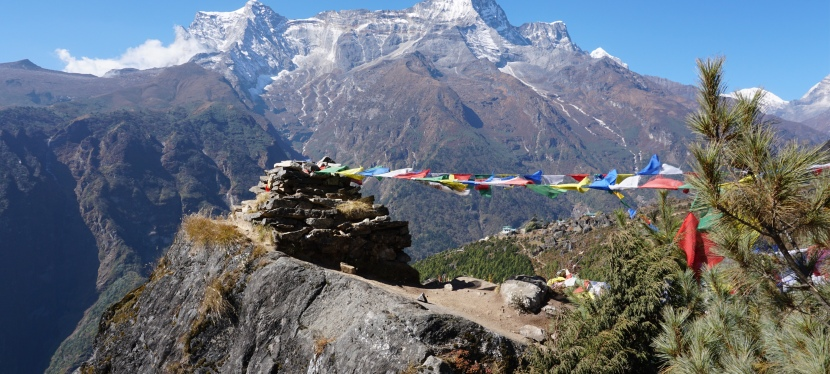 Day 3 – A day in Namche Bazaar, Yaks, Naks and Everest