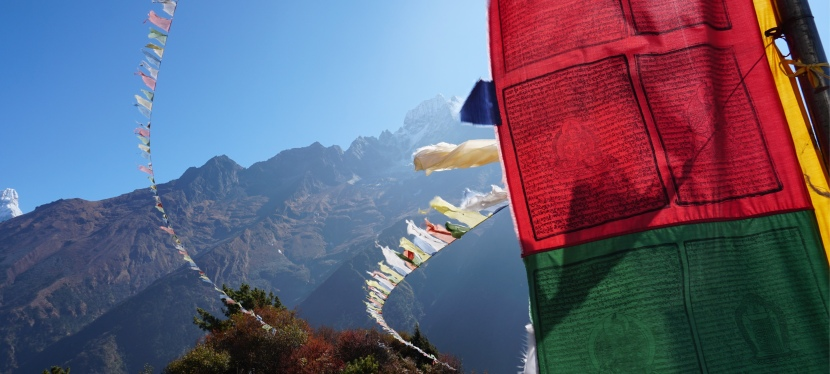 Day 4 – Namche to Tengboche and Debuche