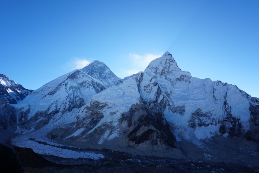 Day 9 – Gorak Shep to summit Kala Patthar and back to Dingboche