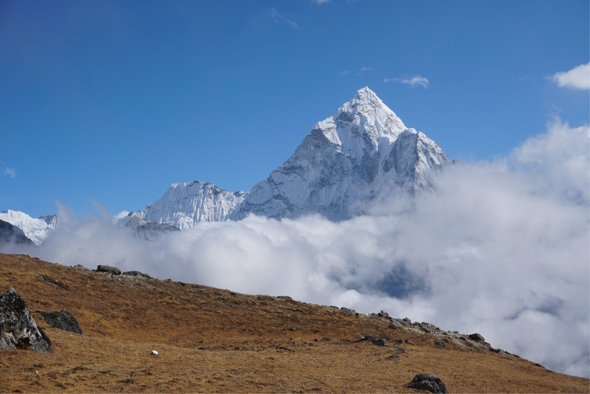 Day 15 – Dingboche to Dzongla – off the beaten track