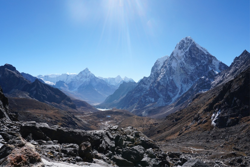 Day 16 – Dzongla up through the Chola High Pass and on to Thagnak