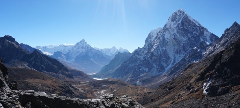 Day 16 – Dzongla up through the Chola High Pass and on toThagnak