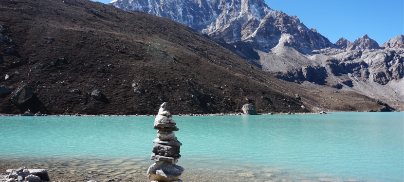 Day 18 – Rest Day at Gokyo Lakes and a little piece ofCayman.